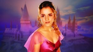 Emma Watson Hermione III by Dave-Daring