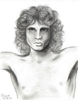 Jim Morrison by VincentFurnier