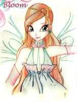 Bloom - Winx Club by MaddMorgana