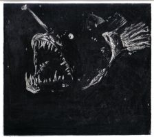 Angler Fish by catae