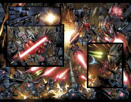 Star Wars Knight Errant 5 by M-Atiyeh