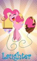 pinkie pie: Laughter by bunnimation