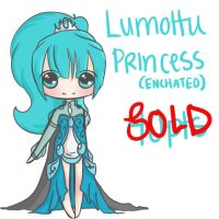 Lumottu Princess :SOLD: by Antipoli