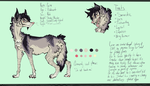 Character Reference: Caine by Schakalo