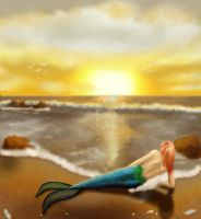 Mermaid - Revisited by punkisstillcool