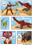 Monster Hunter 1 by Typthis