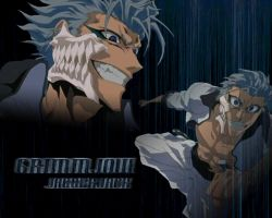 Grimmjow Jaggerjack Wallpaper by Eclipse9