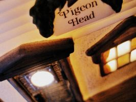 The Pigeon Head by Keome