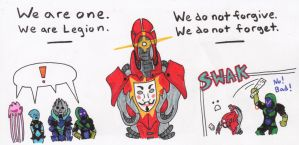ME: Geth Anonymous by Dragoonfliy