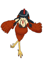 Ikaruga chicken tf by Xysash