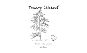 Tomato Chicken Cover by AniseShaw