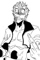 Grimmjow 04 by CursedSnail