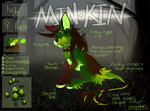 Ivy reference by AriiKnave