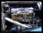 Bentley Tourer Engine by Slot7