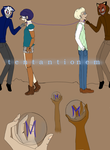 Tentantionem Cover Page by Raine-Castaway