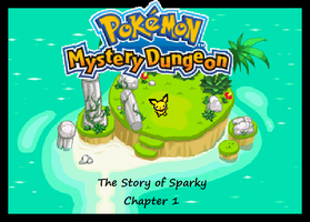 The Story of Sparky, Ch. 1 Cover by artluvs