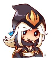 Ashe little Cute by LataeDelan