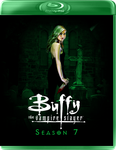 Buffy season 7 Blu Ray by Graphuss