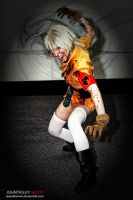 Hellsing Cosplay: Seras: World of Madness by Redustrial-Ruin