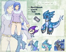 DW: Character Application by SeraphEnigma23