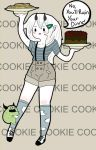 Cookie Begger by AskGrendella