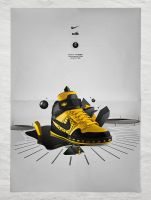Nike Mogan Mid 2 by dr4oz