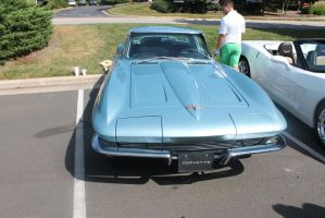 Corvette C2 Stingray by MisterEclipse