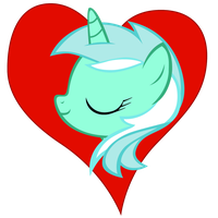 I heart Lyra by Stinkehund