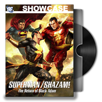 DC Showcase - Superman Shazam by nate-666