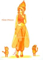 Flame Princess -HDA by Redz016