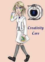 Creativity Core _OC_ by GundixD