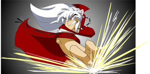 Inuyasha by s0s2