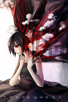 Touka - Tokyo Ghoul by 4th-reset