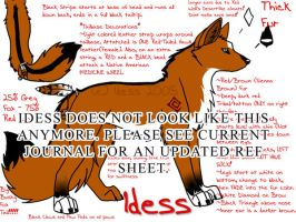 OLD Idess Reference Sheet 2005 by Idess