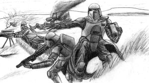 Assault on Hoth #2 by AnakinJones