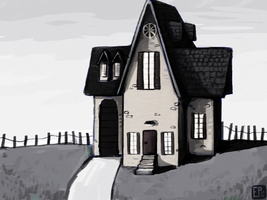 house by pampelmusel