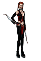 BloodRayne I: Rayne by WoundedWrath