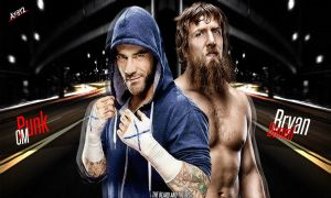 CM Punk and Daniel Bryan Desktop Wallpaper by AYB1 by AyBenoit12