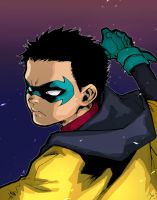 ROBIN:5 DAMIAN by 89g