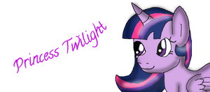 Princess Twilight by Darkpaw-Lights