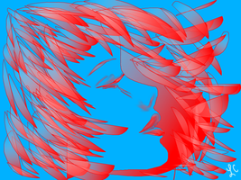 Red And Blue1 by thepurpleorchid1
