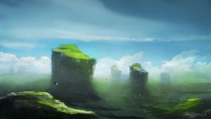 Forlorn Plains 8 by Brollonks