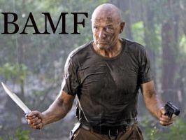 John Locke is a BAMF by xRevolverFCx