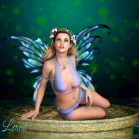 Waterfairy by Loveit