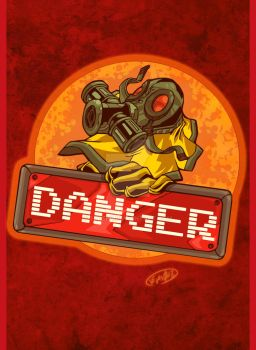 Danger by eldeivi