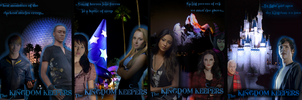 Kingdom Keepers Poster by kt-grace