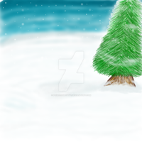 Calming winter by PrincessBetty1