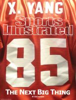 Sports Illustrated Cover by TLY88
