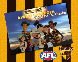 To the 2014 AFL Premiership Champions! by daanton
