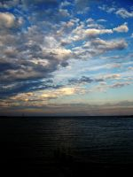 The sky and the sea by kiss1311